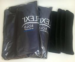 2 Pack FlexiKold Gel Ice Pack Reusable Cold Therapy Packs fo