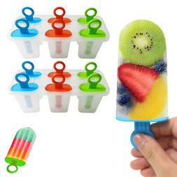 2 pack ice pop popsicle mold makers