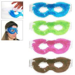 2 Pc Face Mask Gel Ice Pack Hot Cold Therapy Gift Pain Heada
