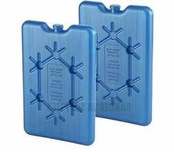2 x THERMOS COOL BAG ICE PACK FREEZE BOARD 200G - FREE SHIPP
