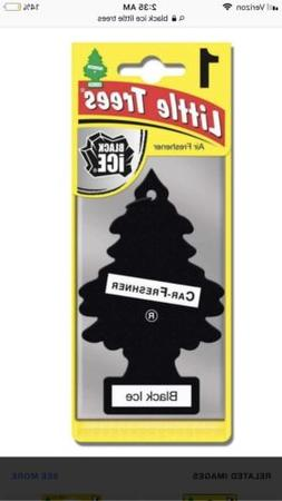 3 Day SALE 24 Pack Little Trees Car Air. BLACK ICE!!  New An