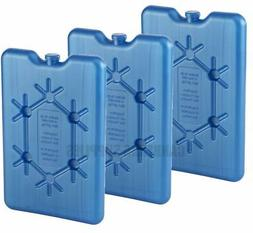 3 x THERMOS COOL BAG ICE PACK FREEZE BOARD 200G - FREE SHIPP