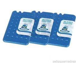 3 x THERMOS COOL BAG ICE PACK FREEZE BOARD 400G - FREE SHIPP