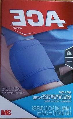 ACE 3M Hot & Cold Compress Multi Purpose Wrap/Gel Pack - Bra