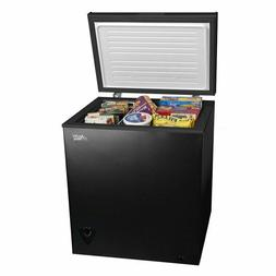 Arctic King 5 cu.ft. Chest Freezer Ice Chest 5CF - Black