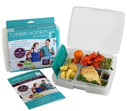Bentology - Bento Lunch Box with Weight Loss Plan Booklet -