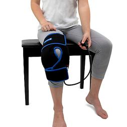 f10d12d273 Cold Therapy Knee Wrap with Compression and Extra Ice Gel Pa
