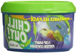 Fit & Fresh, Kid's Smart Portion 1 Cup Chill Container, 1 ct