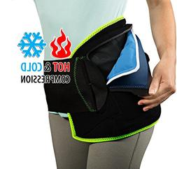 NatraCure  Hip Pain Relief Wrap -  -
