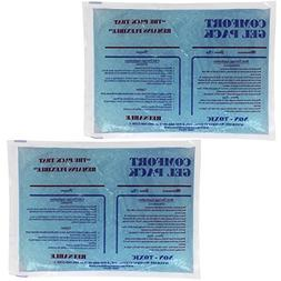 Accurate Manufacturing Comfort Gel Packs for Hot & Cold Ther