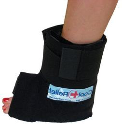 Ankle Ice Pack, Cold Wrap by Cool Relief