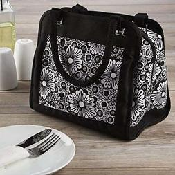 Fit & Fresh Ashland Lunch Bag Kit with Reusable Container Se