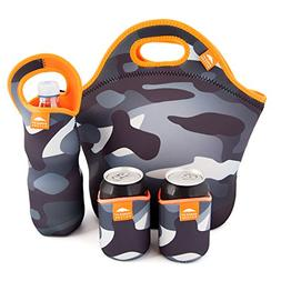 Insulated Cooler Bag For Women, Men and Children | Keeps You