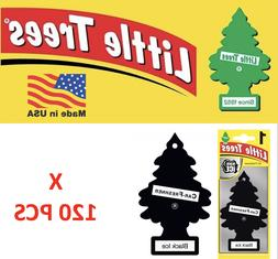 BLACK ICE Little Trees Hanging Car/Home Air Freshener WHOLES