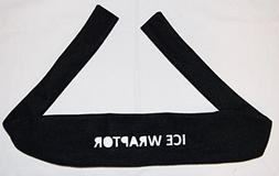 ThermaFreeze Black Ice Wraptor Ice Bandana including ThermaF