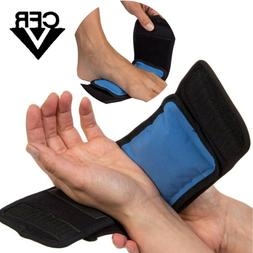CFR Strap Wrap Hand Foot Wrist Elbow Relief Pain Cold Hot Th