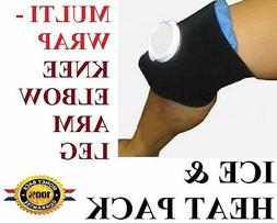 COLD ICE PACK HEAT PACK KNEE ELBOW ANKLE HAMSTRING QUADRICEP