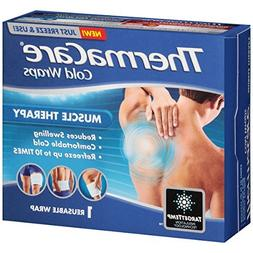 ThermaCare Cold Wraps Muscle Therapy by ThermaCare