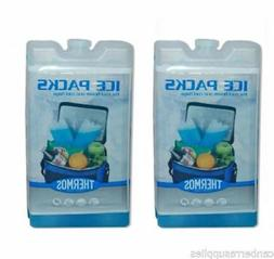 THERMOS COOL BAG ICE PACK FREEZE BOARD 200G PACK OF TWO