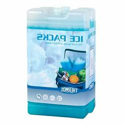 THERMOS COOL BAG ICE PACK FREEZE BOARD 400G PACK OF TWO