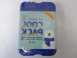 Ice Pack for Lunch Box - 5 Ice Packs - Original Slim & Long-