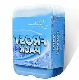 cooler ice pack thin reusable ice packs
