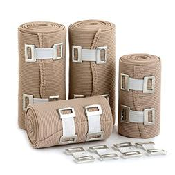 Elastic Bandage Wrap Compression Tape - 4 Compression Bandag
