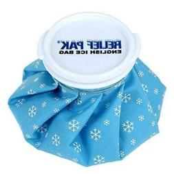 Relief Pak English-Style Ice Bag / Pack Cold Therapy to Redu