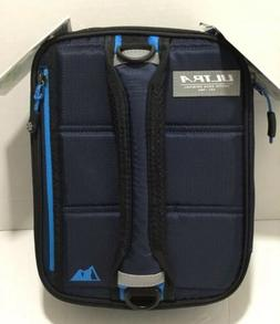 Expandable Lunch Box Black Arctic Zone Ultra 2 Ice Packs 4 C