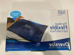 FlexiKold Gel Cold Pack  - Reusable Ice Pack Compress