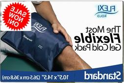 FlexiKold Flexible Gel Ice Pack Reusable Cold Therapy Packs