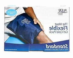 FlexiKold Gel Ice Pack  - Reusable Cold Pack Comp