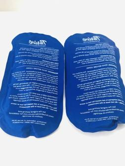 Gel Ice Cold Compress  Reusable comfortable soft touch vinyl