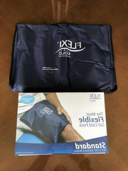 """FlexiKold Gel Ice Pack 10.5"""" X 14.5"""" By NatraCure Profes"""