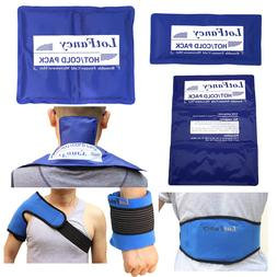 0a2da87415c71f Reusable Hot Cold Gel Ice Pack Heat Therapy Wrap First Aid K