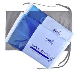 Gel Pack Large -  - Reusable Cold Pack Provides Instant Pain