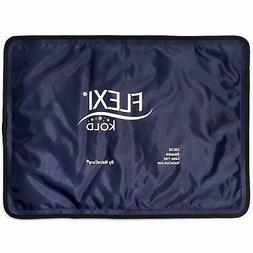 FlexiKold Gel Reusable Cold Pack Compress Therapy for Pain,