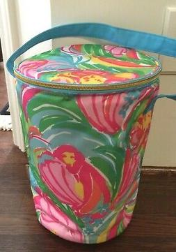 GWP New Lilly Pulitzer Ice Cooler Multi So A Peeling & Pink
