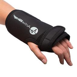 AW ACTIVEWRAP Hand and Wrist Ice / Heat Wrap - Perfect for S