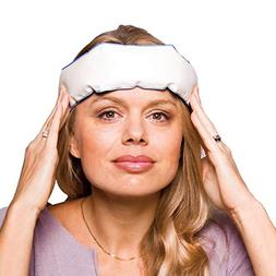 Headache Ice Pack Relief Band Fabric Lined for Headache Reli