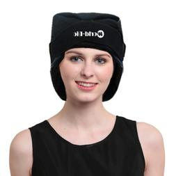 Headache Relief Ice Pack Hat, Wearable Ice Wrap Cold Therapy