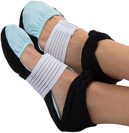 Heat Therapy Slip-ons   - Relief from Feet, Heel, and Arch P