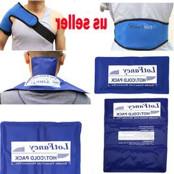 Heat Therapy Wrap Reusable Hot Cold Gel Ice Pack First Aid K