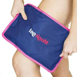 Luxury Ice Pack for Injuries - Reusable Cold Gel Packs for S
