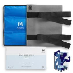 """Hot and Cold Therapy Reusable Gel Ice Pack Medium 10"""" x 15"""""""