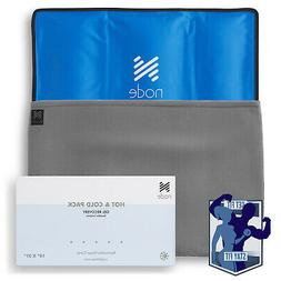 """Hot and Cold Therapy Reusable Gel Ice Pack Extra Large 21"""" x"""