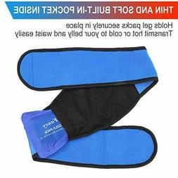 Hot Cold Gel Ice Pack Shoulder Back Neck for Injuries Pain R
