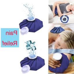 Ice Bag Packs - Set of 3 Hot & Cold Reusable Ice Bags Instan