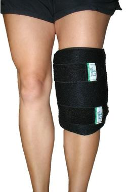 Ice Cold Hot Therapy Gel Pack Wrap for knee, calf, shin, arm
