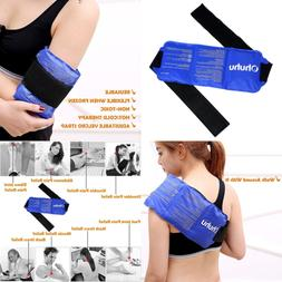 Ice Pack For Injuries Ohuhu Reusable Gel Cold & Hot Therapy
